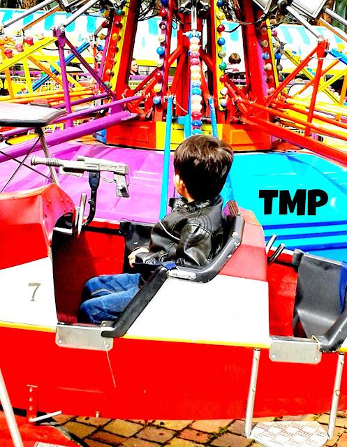 Mamás Full Time Parque Atracciones