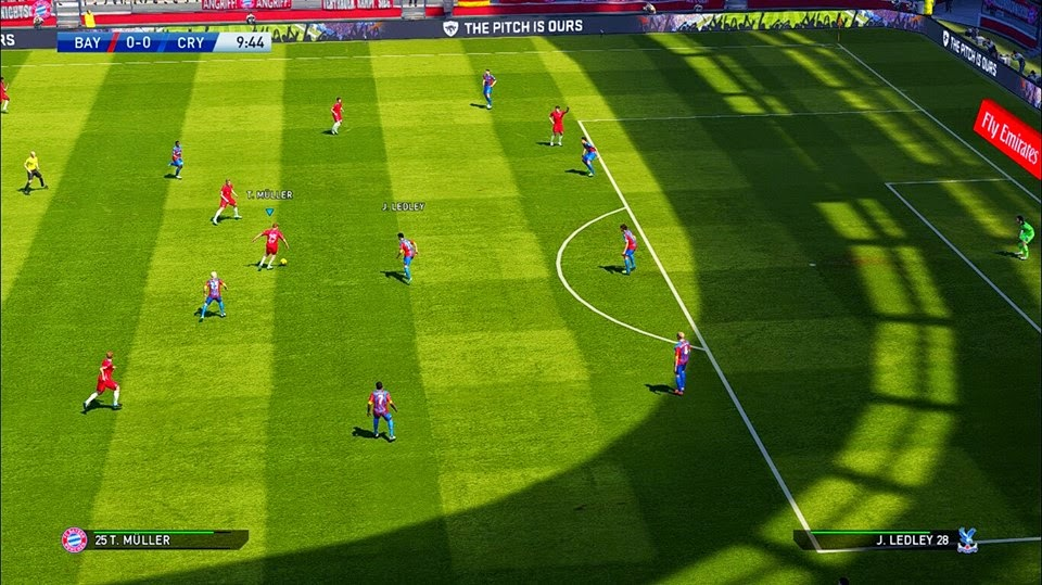 PES 2015 HD Pitch For All Stadiums byDonyavia