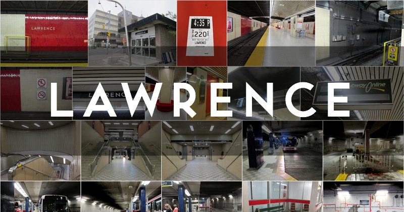 Lawrence station photo gallery