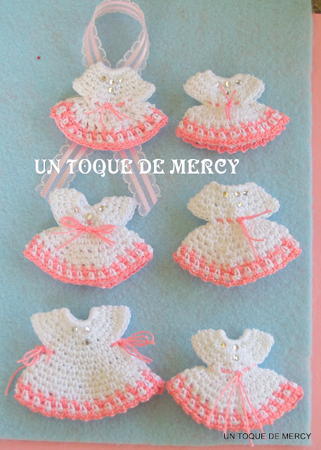 UN TOQUE DE MERCY: RECUERDOS PARA BABY SHOWER...