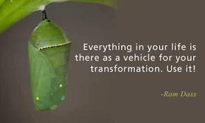 Transformação, Crescer