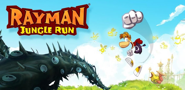 Rayman Jungle Run Android İndir