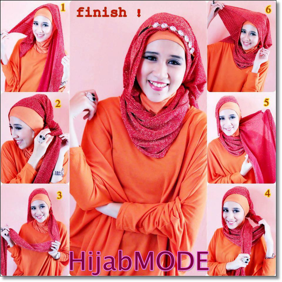 Nia39s Blog Tutorial Hijab