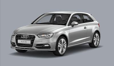 Audi A3 2012 : Le configurateur enfin disponible