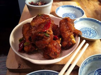 Spicy Lemongrass Orange Chicken