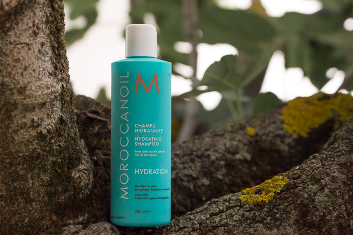 Hydrating Shampoo 250ml  Moroccanoil