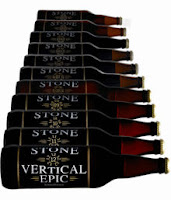 Stone Vertical Epic bottles
