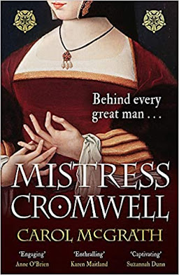 Mistress Cromwell by Carol McGrath