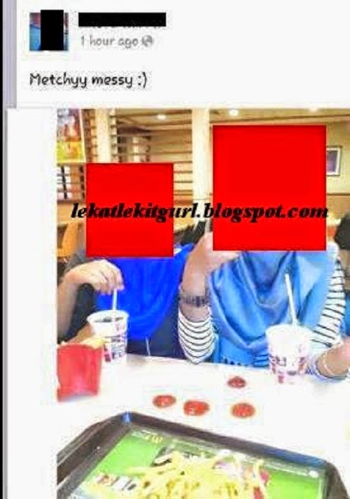 AWAS BAHAYA UPLOAD GAMBAR MAKAN DI MC DONALD