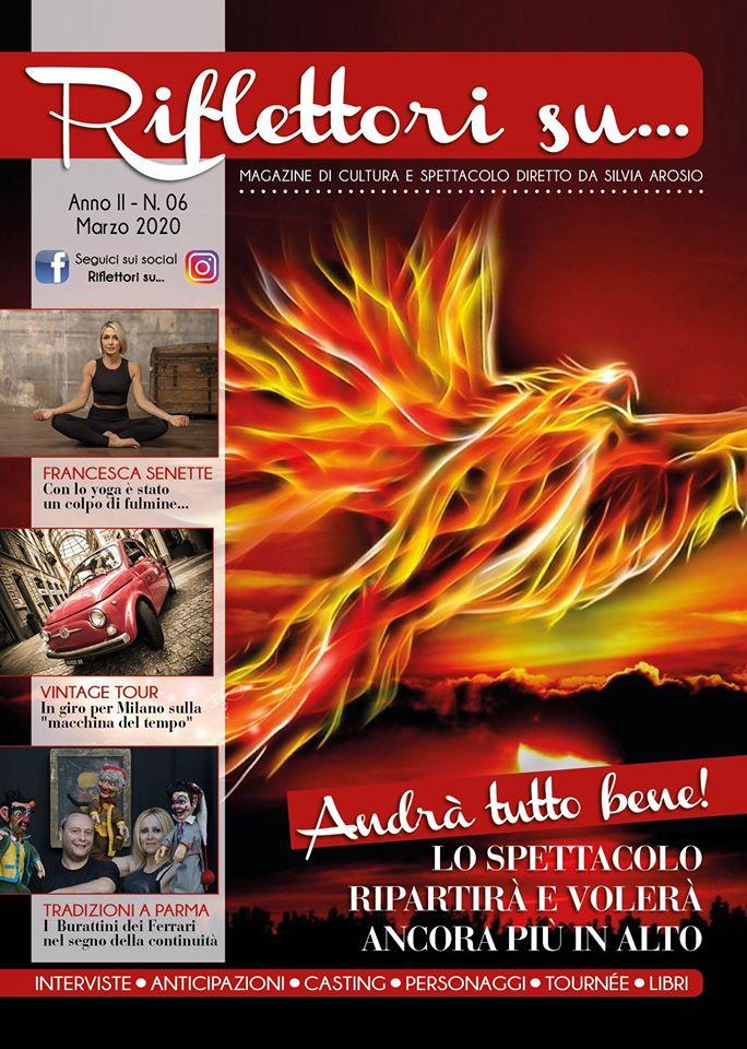 Riflettori su Magazine: numero di marzo