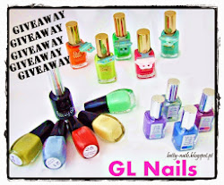 Betty Nails Giveaway