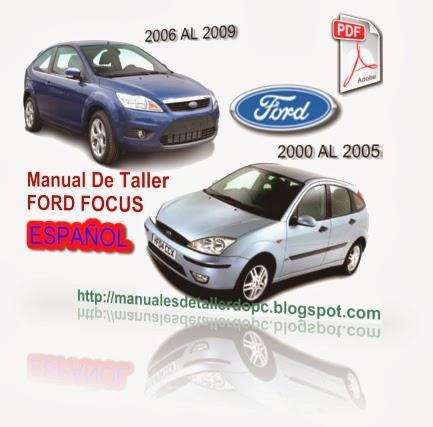 ford focus 2007 user manual