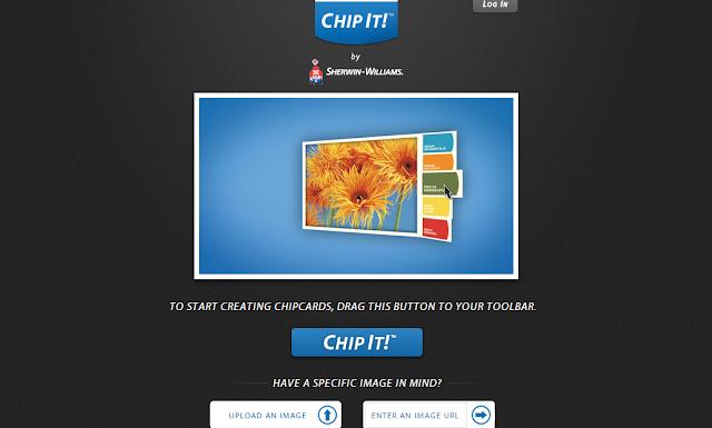 Dirección de la herramienta para carta de colores letschipit.com