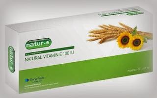 Manfaat Suplemen Vitamin E - Natur e