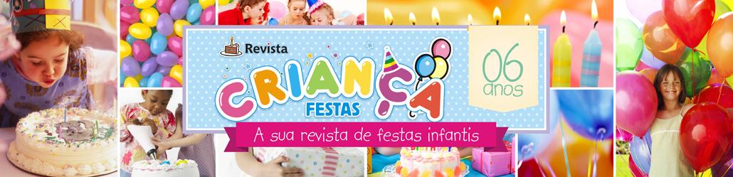 Revista Crianca Festas