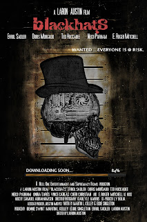 blackhats movie, directed by LaRon Austin, poster