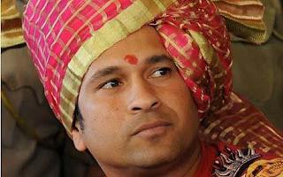 Sachin Tendulkar padudi
