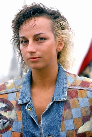 Gianna Nannini italian singer 80s