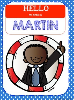 http://www.teacherspayteachers.com/Product/Martin-Luther-King-Jr-Activities-1050017