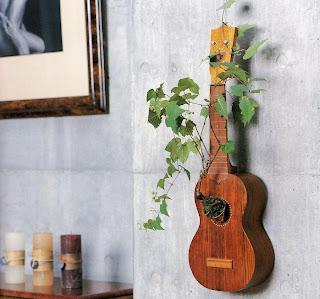vasos reciclados para plantas