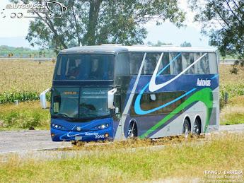 Autovias Centro Occidente - Busscar Panoramico DD