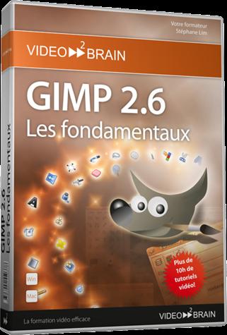 Video2Brain - Formation GIMP 2.6 : Les fondamentaux Video2Brain+-+GIMP+2.6+Les+fondamentaux