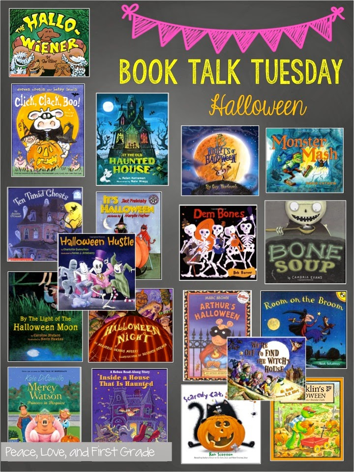 http://www.peaceloveandfirstgrade.com/2014/10/19-halloween-books-for-kids.html