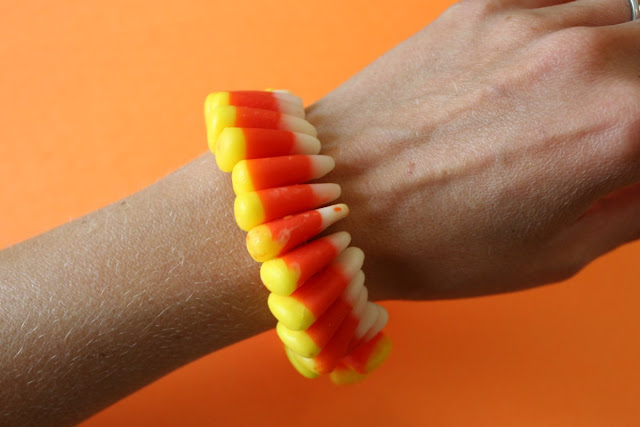 Candy Corn Jewelry You Can Even Turn Candy Corn
