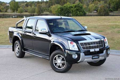 Isuzu D-Max New Edition