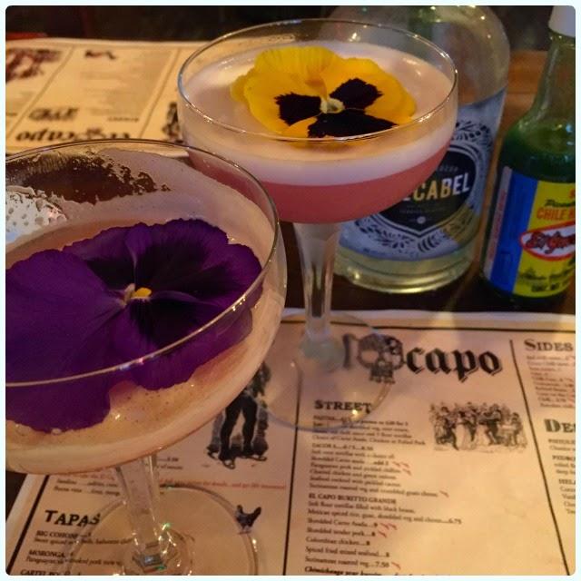 El Capo, Manchester - Cocktails