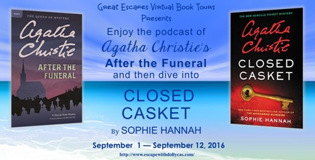CLOSED CASKET BY SOPHIE HANNAH