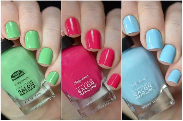 how to do a salon manicure
