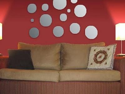 Espejos redondos para decorar en casa hogar decoraci n y for Espejos redondos para decorar