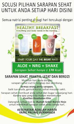 Tips diet sehat sarapan yang benar Cara Diet Sehat