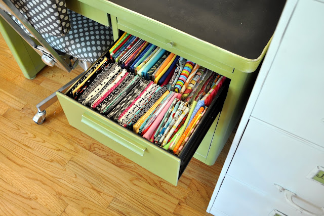fabric organization