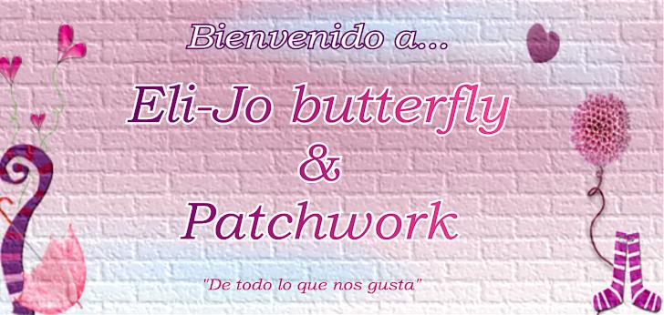Eli-Jo butterfly & patchwork