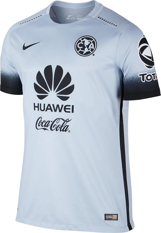 Nike lança terceira camisa do América do México - Show de Camisas bdedcb55e6bbb