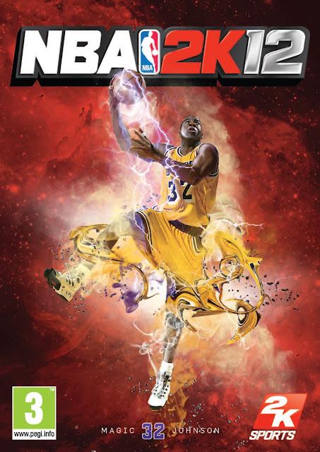 NBA+2K12+FOB PEGI MAGIC