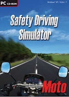 safety driving moto simultor