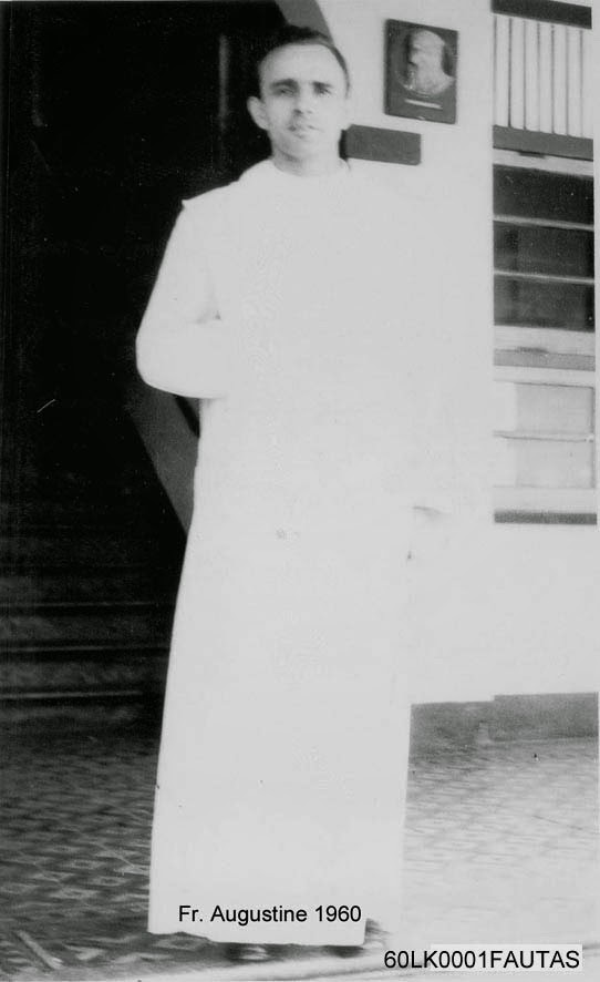 Fr Augustine, ca 1960
