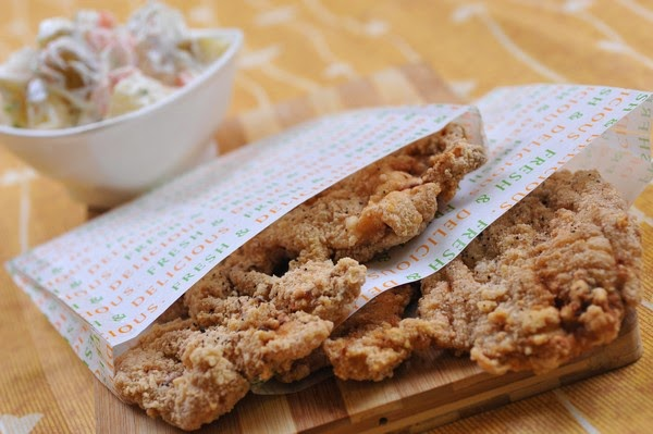Extra Large Crispy Fried Chicken Recipe