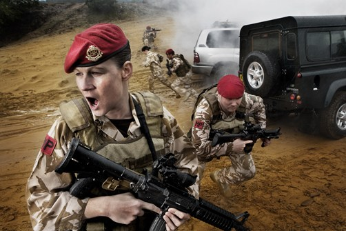 Colchester paras won t return to afghanistan but rmp will
