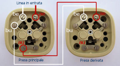 Schema Collegamento Presa Telefonica Rj11 : Il blog di skynet81: ottimizzare limpianto domestico per adsl