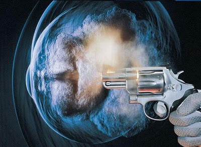 tembakan peluru