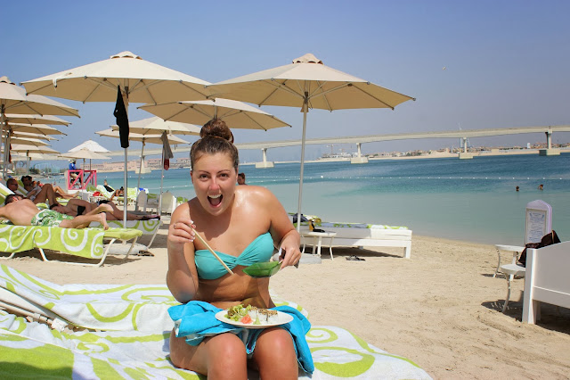 Dubai, The Palm, Sunshine, Holiday