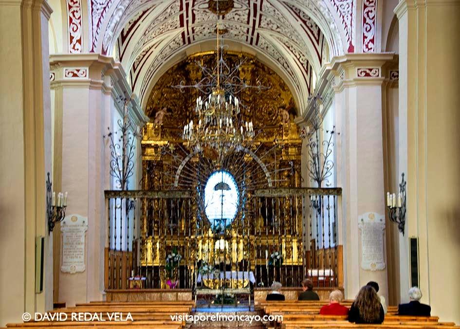Iglesia Virgen del Romero de Cascante