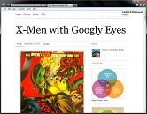 X-Men with Googly Eyes