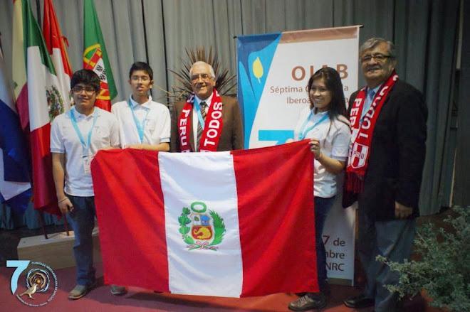 SEPTIMA OLIMPIADA IBEROAMERICANA DE BIOLOGIA OIAB RIO CUARTO ARGENTINA 2013