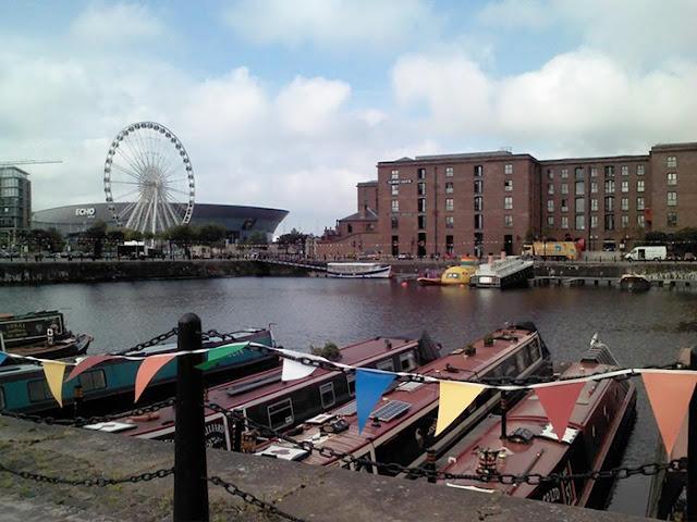 Clima em Liverpool