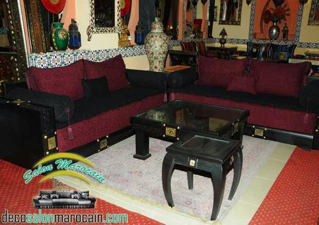Vente Salon marocain prix raisonnable